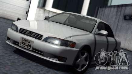 Toyota Mark II GX90 v.1.1 para GTA San Andreas