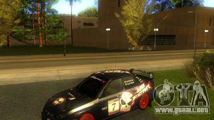 Subaru Impreza Colin McRae para GTA San Andreas