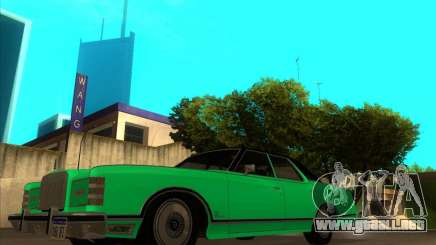 Ford LTD Landau 4 door 1975 para GTA San Andreas