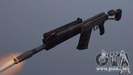 Izhmash Saiga-12K para GTA San Andreas