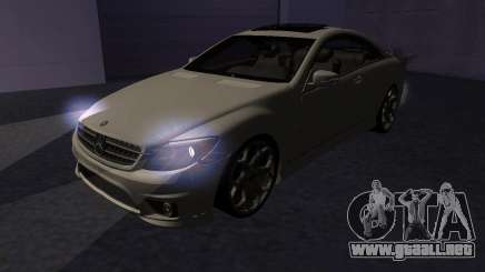 Mercedes-Benz CL65 AMG para GTA San Andreas
