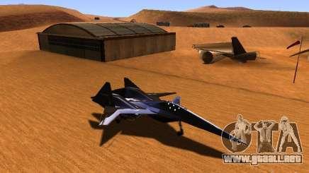 ADF01 Falken para GTA San Andreas