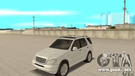 Mercedes-Benz ML 430 para GTA San Andreas