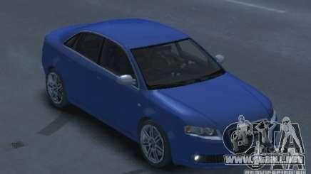 Audi RS4 v1.1 [NFS Undercover] para GTA 4