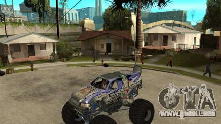 Bounty Hunter para GTA San Andreas