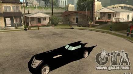 Batmobile Tas v 1.5 para GTA San Andreas