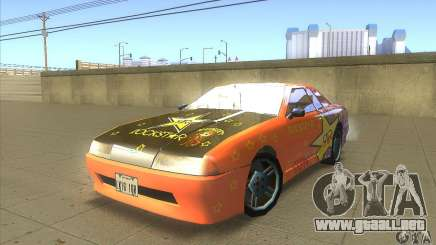 RockStar Vinyl By ApTu para GTA San Andreas