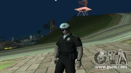 Nuevo DPSnik para GTA San Andreas