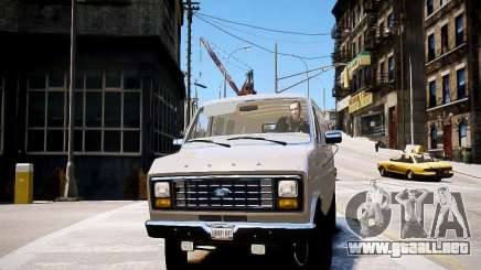 Ford E-150 1979 Short Version para GTA 4