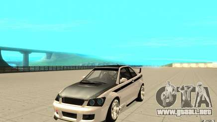 GTA IV Sultan RS FINAL para GTA San Andreas
