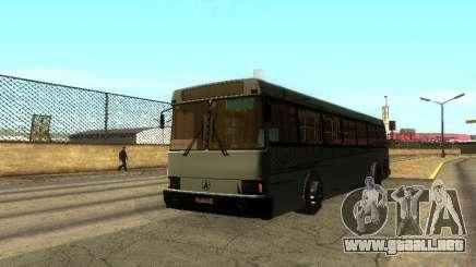 LAZ 525270 para GTA San Andreas