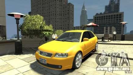 Audi S3 para GTA 4