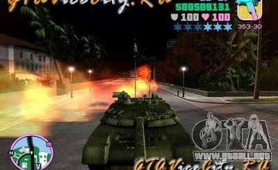 T80 para GTA Vice City