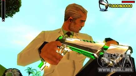 Nuevo Deagle para GTA San Andreas