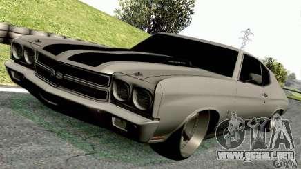 Chevrolet Chevelle 1970 para GTA San Andreas