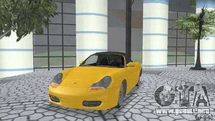 Porsche Boxster para GTA San Andreas