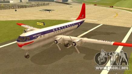 Boeing 377 Stratocruiser para GTA San Andreas