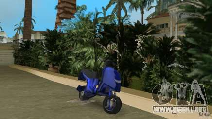 Aprilla SR 50 Racing para GTA Vice City