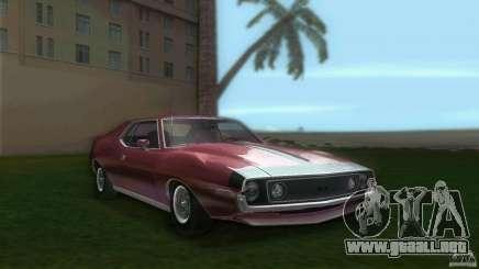 AMC Javelin 1971 para GTA Vice City