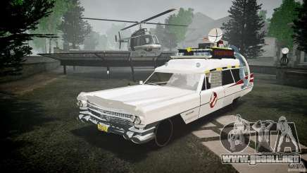 Cadillac Ghostbusters para GTA 4