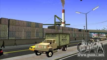 Yankee basado en GMC para GTA San Andreas