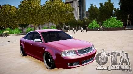 Audi RS6 para GTA 4