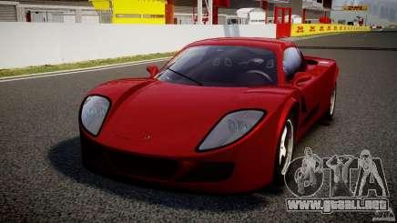 Farboud GTS 2007 para GTA 4