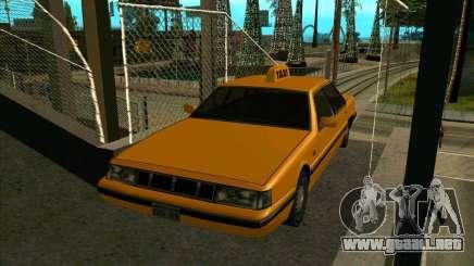 Intruder Taxi para GTA San Andreas