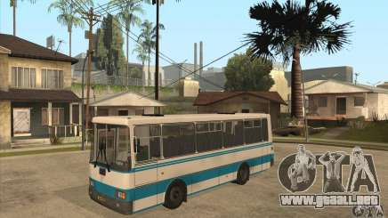 LAZ-A141 para GTA San Andreas