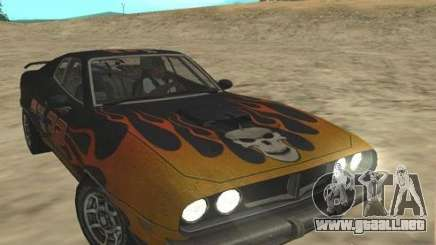 Bullet from FlatOut 2 para GTA San Andreas