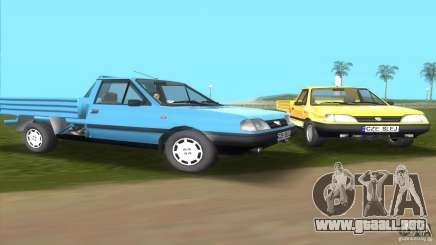 FSO Polonez Truck para GTA Vice City