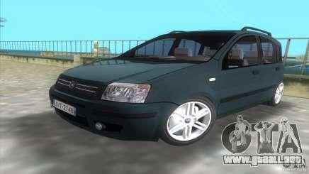 Fiat Panda 2004 para GTA Vice City