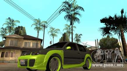 Volkswagen Golf IV R32 Tuned Juiced 2 para GTA San Andreas
