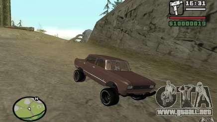 AZLK-2140 4x4 para GTA San Andreas