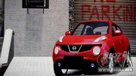 Nissan Juke para GTA 4