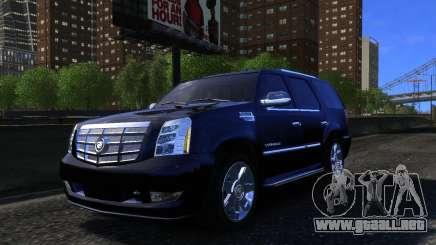 Cadillac Escalade v3 para GTA 4