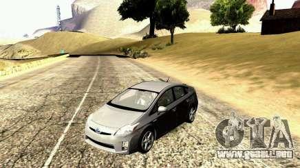 Toyota Prius Hybrid 2011 para GTA San Andreas