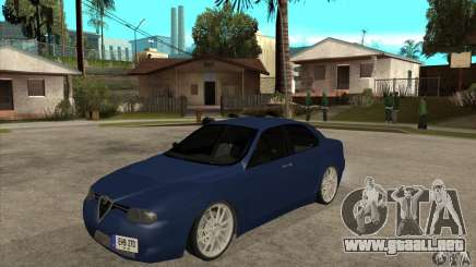 Alfa Romeo 156 Light Tune para GTA San Andreas