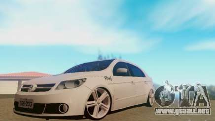 Volkswagen Voyage G5 Roda Passat CC para GTA San Andreas