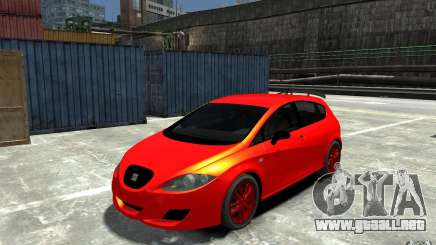Seat Leon Cupra Light Tuning para GTA 4