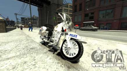 Police Bike para GTA 4