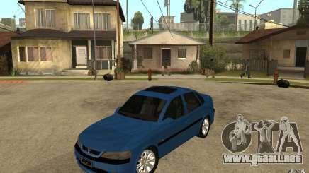 Opel Vectra CD 1997 para GTA San Andreas