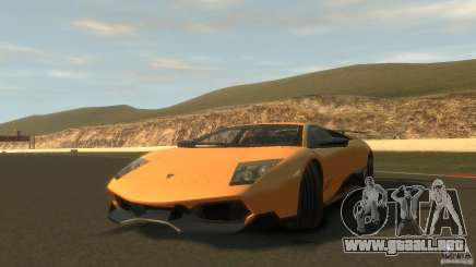 Lamborghini Murcielago VS LP 670 FINAL para GTA 4