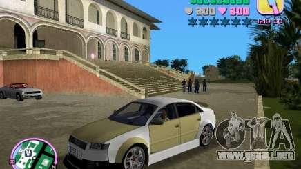 Audi S4 Tuned para GTA Vice City