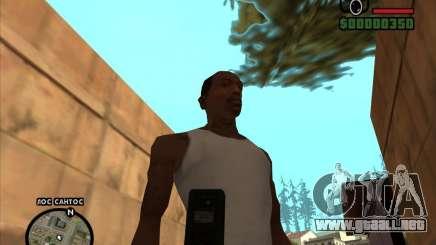 El detonador para GTA San Andreas