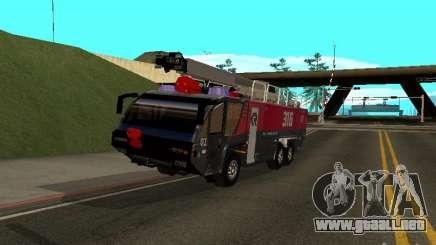 MAN Rosenbauer para GTA San Andreas
