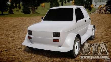 Fiat 126p Bis Rally para GTA 4