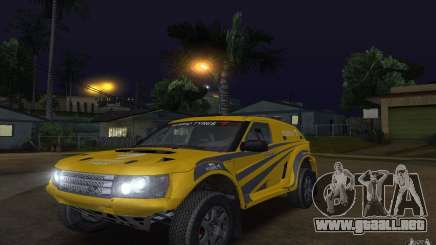Bowler Nemesis para GTA San Andreas