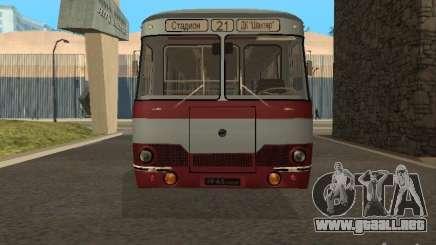 677 LIAZ para GTA San Andreas
