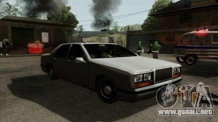New Elegant para GTA San Andreas